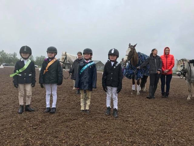 Clevedon Pony Club Open Ribbon Day 2017