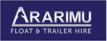 Ararimu Float & Trailer Hire